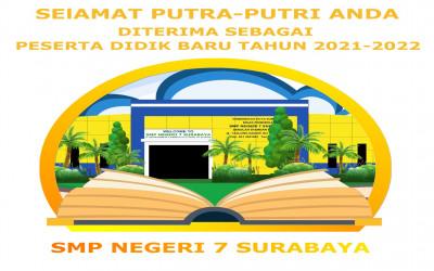PENGUMUMAN PPDB 2021 (PEMBAGIAN KELAS MPLS/LOS)