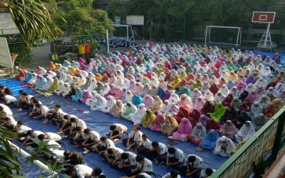 Pembagian kelas untuk Siswa baru SMP Negeri 7 Surabaya Tahun Pelajaran 2021-2022